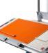 Магнитный коврик оранжевый